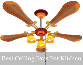 best ceiling fans for kitchens reviews