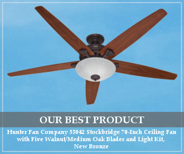 best large ceiling fans reviews