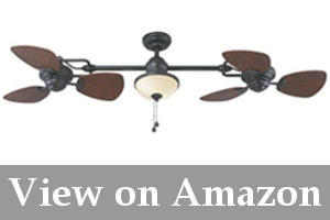 ceiling fans for great room reviews