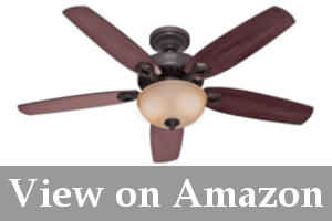 kitchen ceiling fans with lights reviews