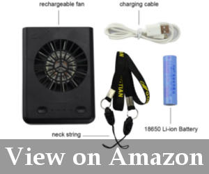 most powerful handheld fan reviews