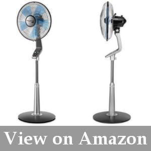rowenta pedestal fan for white noise
