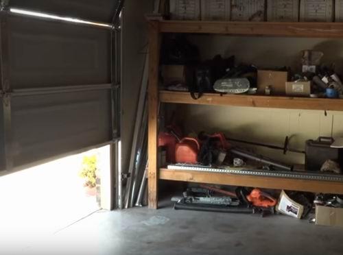 best way to vent a hot garage