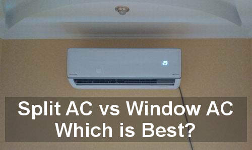 split ac vs window ac which is best