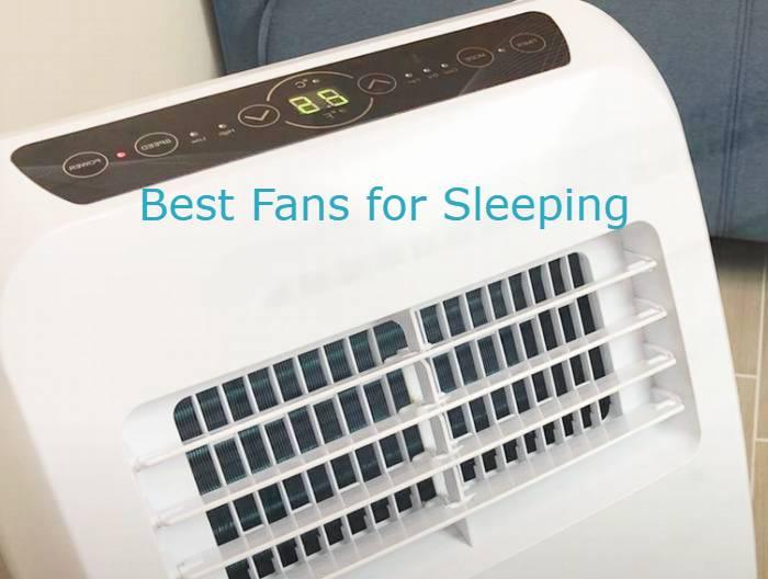 fan for sleeping reviews